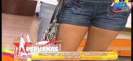 Jamila Dahabreh sexy desfile Topy Top Andrea Luna