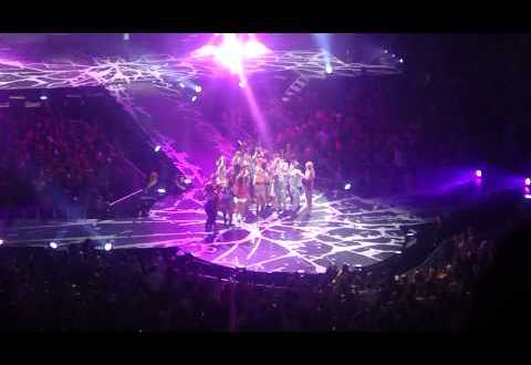Britney Spears in Nashville 2011