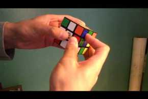 easiest way to solve a rubiks cube