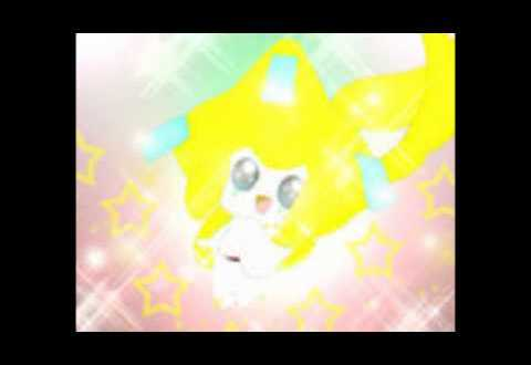 Jirachi Tribute Fly to your Heart
