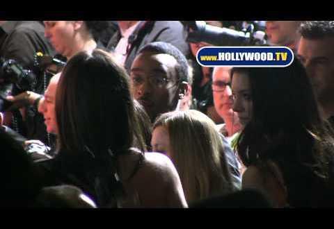 Klhoe Kardashian Odom Burlesque Movie Premiere Graumans Chinese Theater 111510 YT