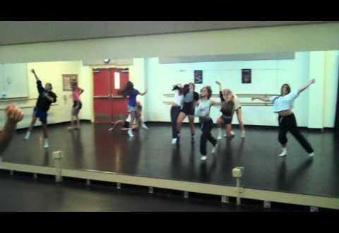 Oaks Christian Dance Team freestyle to I Love You by Danielle Cetani