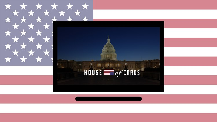 house of cards intro animation