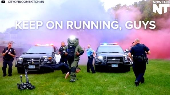 PERLES-la-police-de-bloomington-remporte-le-running-man-challenge