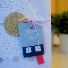 Etiquettes de Noël à imprimer