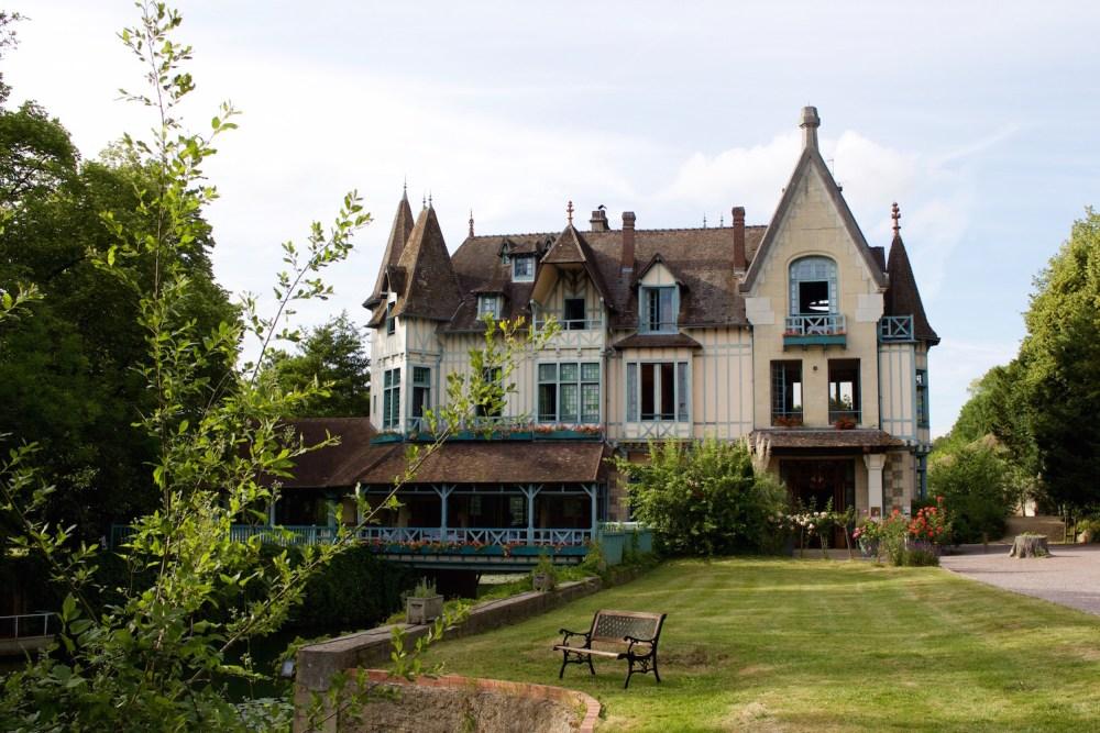 Moulin de Connelles Frankreich Normandie außergewöhnlich übernachten Onre Eure Hotel