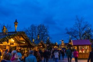 #Winterglück heißt 2015 ein Weihnachtsmarkt bei über 14 Grad