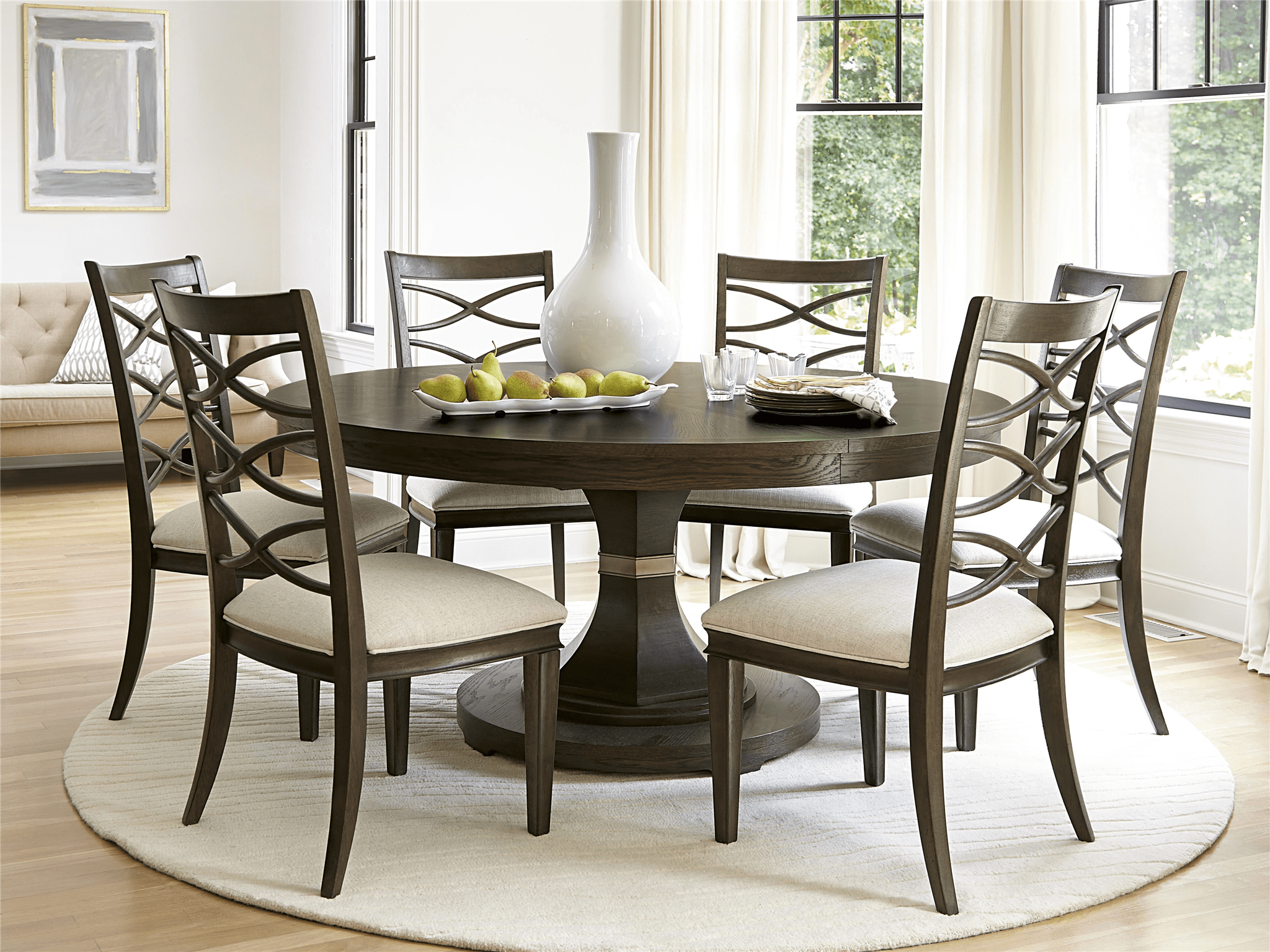round dining table 1 round kitchen table set