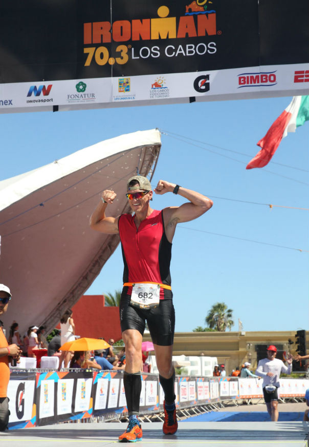 Ironman Los Cabos 70.3 Race Report