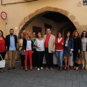 AFA Castelló instal·la una taula informativa amb motiu del Dia de l'Alzheimer