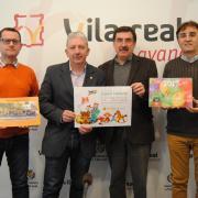 EL CEE La Panderola implica al món de la festa en el seu calendari solidari