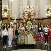 Les Rosarieres celebren el Concurs de Targetes Nadalenques 'Agustí Giner'