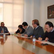 Benlloch lliura el pressupost de l'any 2017 als grups polítics de l'oposició