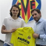 El Villarreal fitxa al davanter del Manchester City, Enes Ünal, per cinc temporades