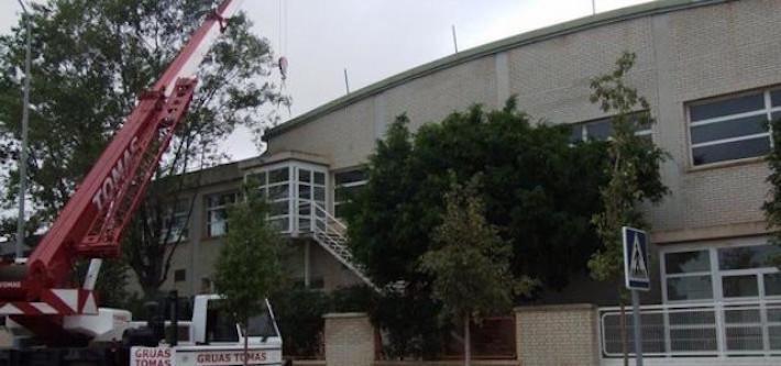 El CTE obrirà un gimnàs fins que el parquet de la piscina Yurema Requena siga renovat després d'inundar-se