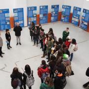 'Lingüistes pel carrer' conclourà amb la visita de prop de 300 alumnes de secundària