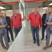 L'alcalde inicia una ronda de visites a empreses innovadores per a posar en valor el talent emprenedor local
