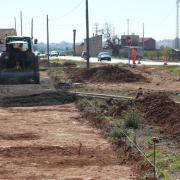 El carril per a ciclistes i vianants entre Vila-real i Borriana, solució al desdoblament de la CV185 a curt termini