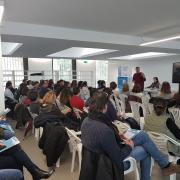 Ochando obri la jornada d'emprenedoria juvenil 'Sal de tu zona de confort' a la BUC