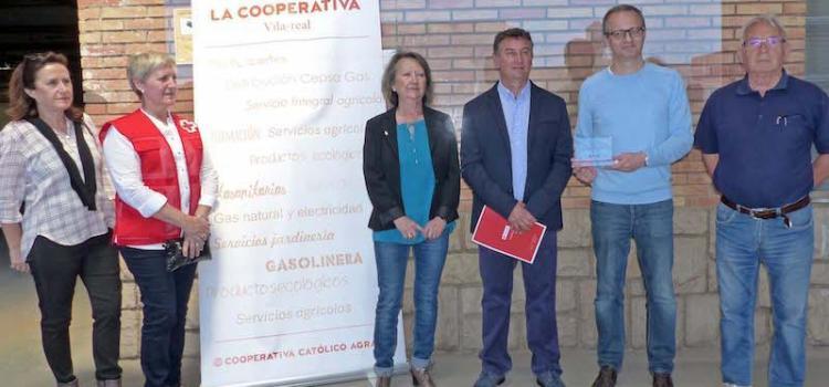La Cooperativa Catòlic Agrària cedeix les seues instal·lacions de nou a Creu Roja per a tasques logístiques