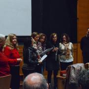 Vila-real commemora elDia Internacional de l'Eliminació de la Violència contra les Dones
