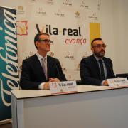 Telefónica i Vila-real signen un conveni per a promoure la innovació i la modernització dels serveis públics