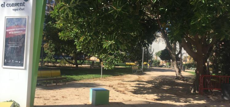 El ple aprova la petició d'un préstec de cinc milions per a saldar l'obtenció del jardí de les dominiques