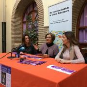 Els comerços locals s'impliquen en la campanya 'Trenca el silenci' per a conscienciar sobre el maltractament
