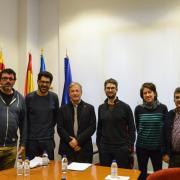 Andreu Martín i Alberto Valle guanyen el premi del Certamen Literari Ciutat de Vila-real de 2018