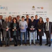 Eyesynth, Sevi Systems, El Mussol Rosa i José Gómez Mata reben els premis de Globalis
