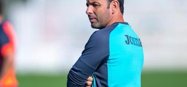"""Calleja avança que hi haurà """"bastants novetats"""" en l'onze del Villarreal que jugarà contra l'Almeria"""