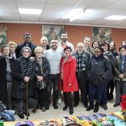 La parròquia dels Sants Evangelistes organitza un mercadet solidari fins al 7 de gener