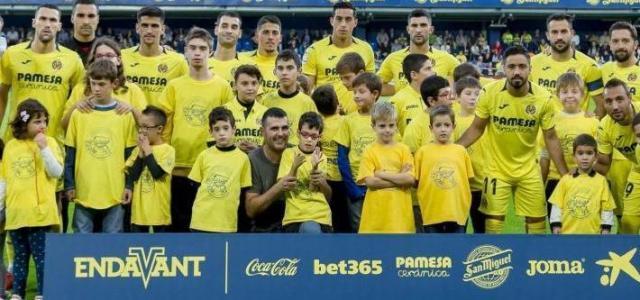El Villarreal donarà part de la taquilla del partit del Reial Madrid per a l'ampliació del centre de 'Creixem' en Vinaròs