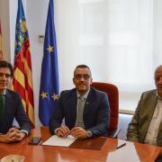 L'alcalde ofereix al CEU instal·lacions esportives municipals per a implantar el Grau de Ciències de l'Esport