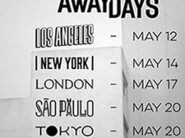 Aways Days Adidas SkateBoard