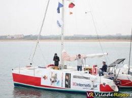 El catamarà d'en Pepe Soto ja navega