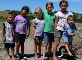 Earth Tipi Kids