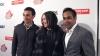 Mia Tarzwell, Ali Zahedi and Fayaz Ashraf