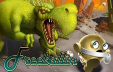 Freeballin Toybot
