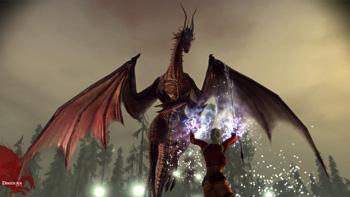 Dragon Age Origins Flemeth