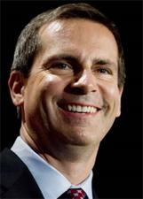Premier McGuinty