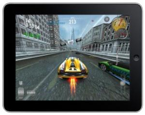 NFS-iPad