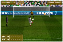 FIFA World Cup 2010 for iPhone