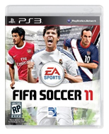 FIFA 11 PS3 Cover