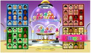 Wii Party Bingo