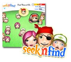 seek n find