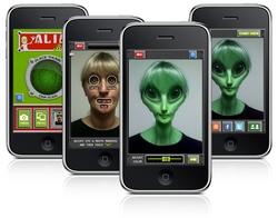 Alien Booth