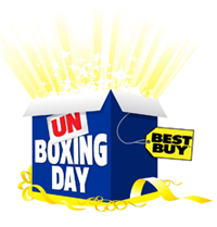 Best Buy Unboxing Day Contest