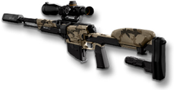 Longsword Whisperhead Suppressed Extreme Range Sniper Rifle