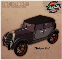 Garage Inc Mobster Car